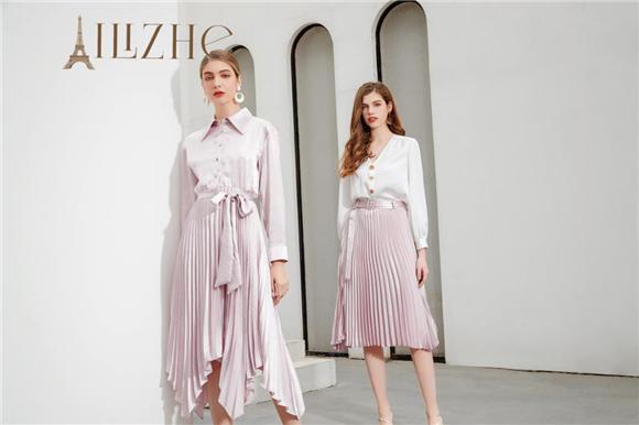 艾丽哲时尚女装加盟,植根于中国市场,俘获用户芳心