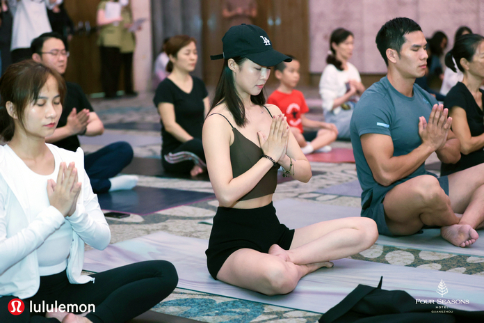 广州四季酒店携手露露乐蒙举办世界精神健康日活动