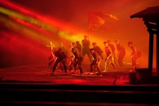 福建省歌舞剧院艺术展演周《松毛岭之恋》等作品将登国家大剧院舞台