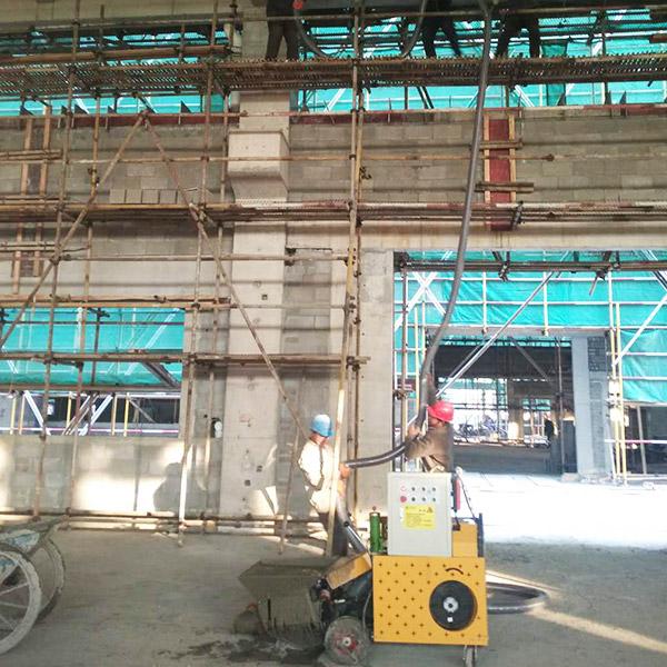 二次构造柱泵提高施工效率-你需要看看这些