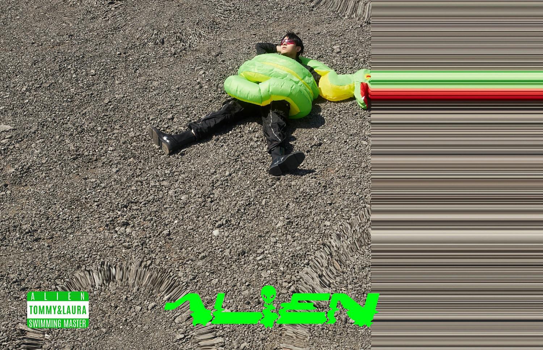 焦迈奇新专辑《Alien》上线,穿越星际来到你们耳边
