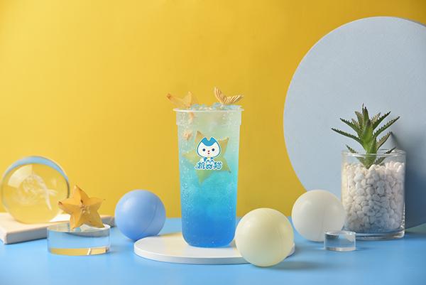 机器猫主题奶茶_品牌方提供开店全方位服务