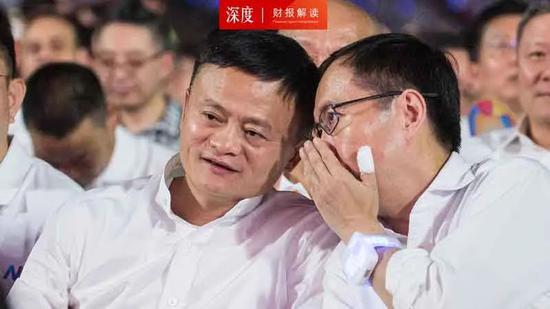 阿里将成为中国第一家年收入超过1万亿元人民币的互联网公司