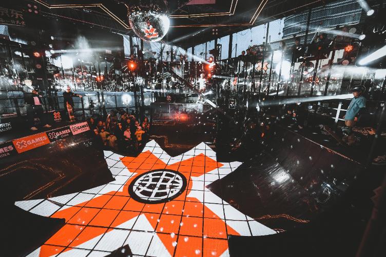 X GAMES BOX首站惊艳上海!解锁滑板潮流艺术空间