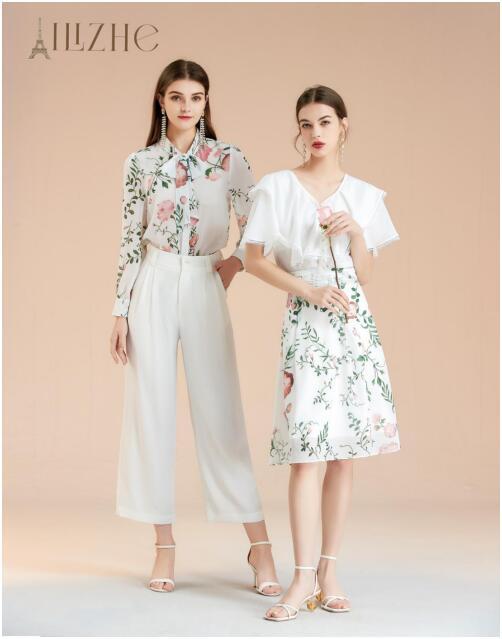 艾丽哲时尚女装品牌实力和影响力备受广大投资创业者的好评
