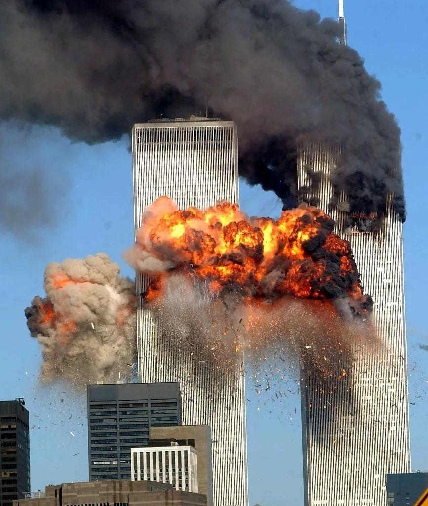 """美国醒了吗?""""9·11""""过去20年"""
