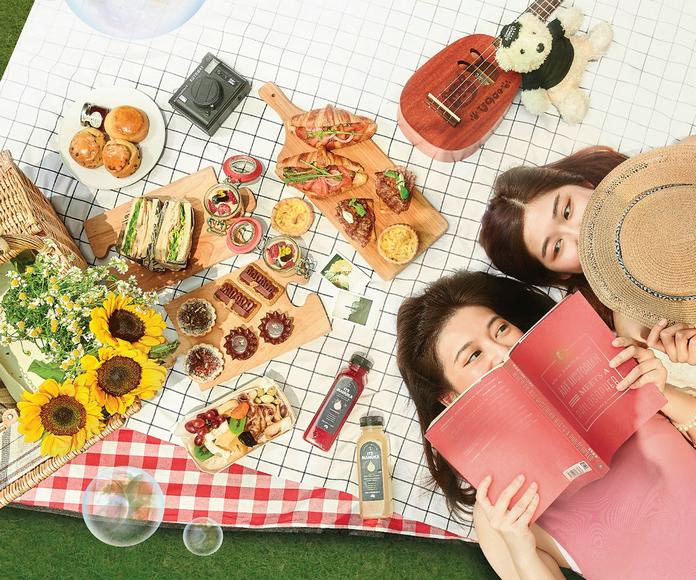 澳门喜来登大酒店推出春季限定的户外野餐体验