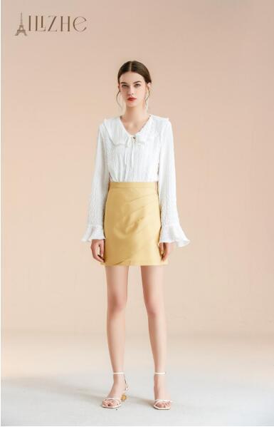 艾丽哲时尚女装成为占据高市场份额的新兴女装品牌