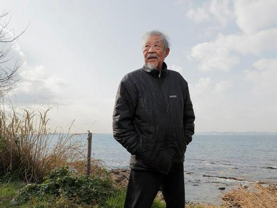 享年89岁的日本漫画家白土三平因肺炎去世