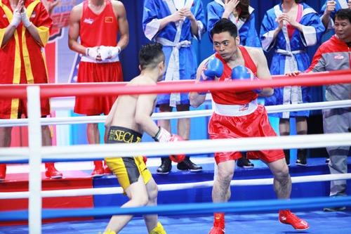 樊少皇与世界冠军比赛拳击 被要求不能使用真功夫 网友:这不公平