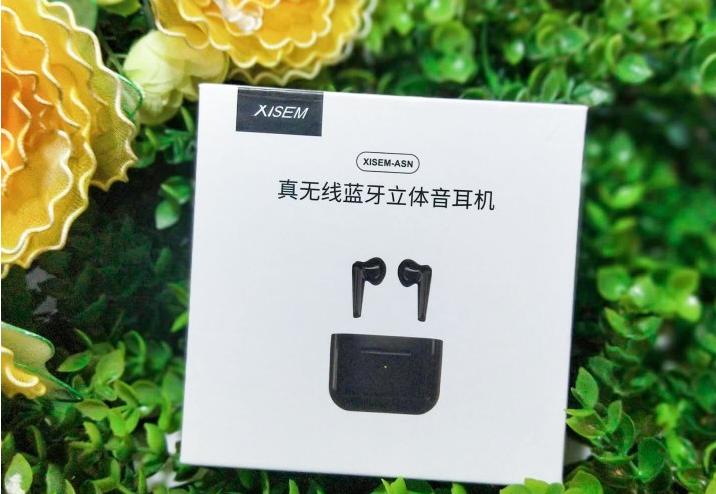西圣ASN无线蓝牙耳机测评  这款耳机比纸还轻!