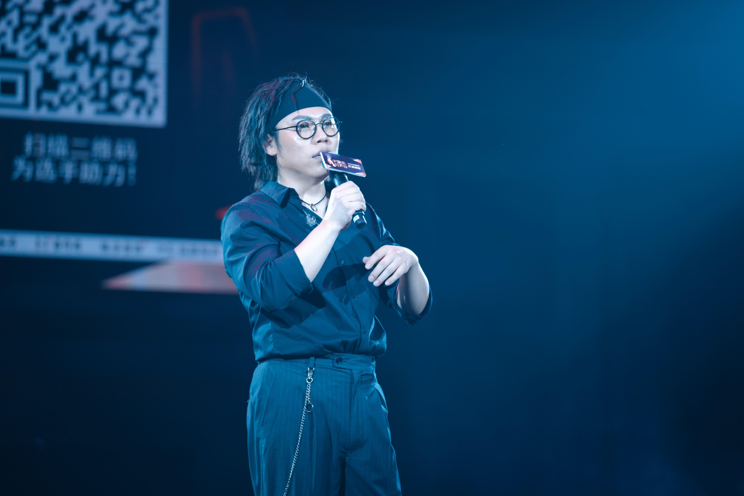 """歌手李琦亮相江苏""""好声音""""海选巅峰之夜 助力新学员们""""美梦成真"""""""