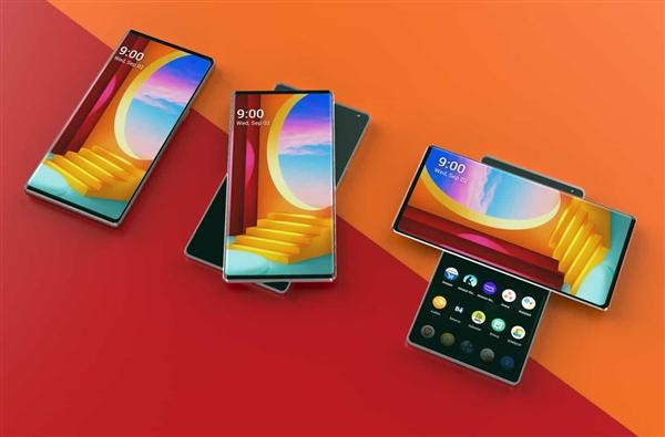 首款可旋转双屏5G手机 LG Wing发布