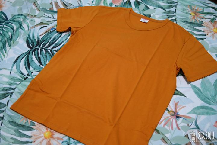 简单晒一下最近入手的沾酱 T恤、短裤