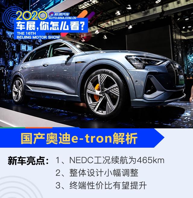 2020北京车展:凑齐德系纯电三驾马车