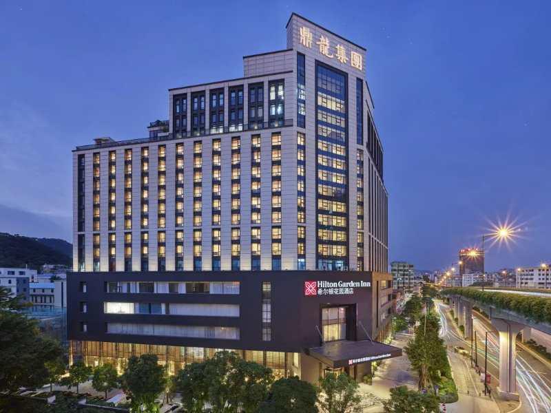 希尔顿花园酒店广州天河闪亮登场,岭南风情暖