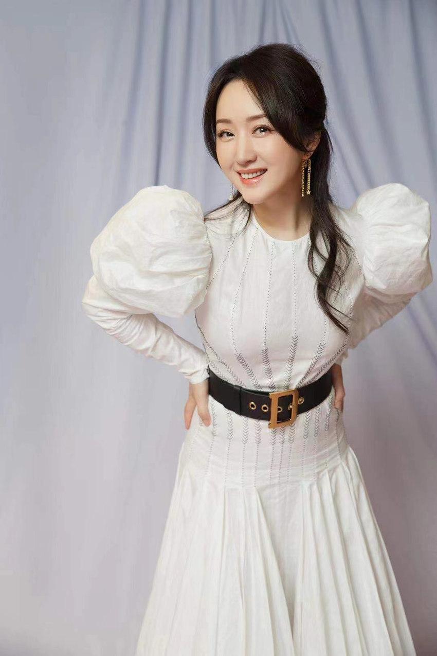 杨钰莹时光从来不败美人 永远优雅的白月光