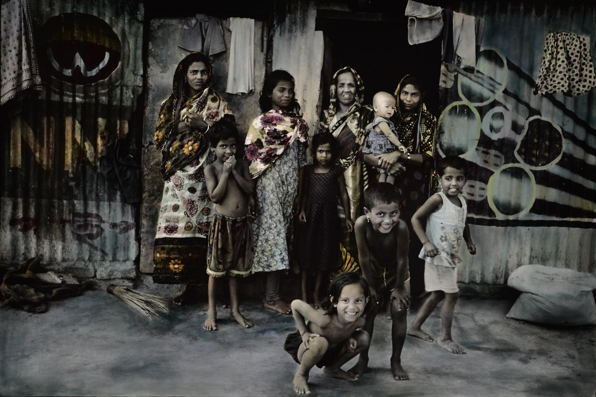 徐浡君摄影艺术作品展:他者即镜像——当技术与艺术相遇……