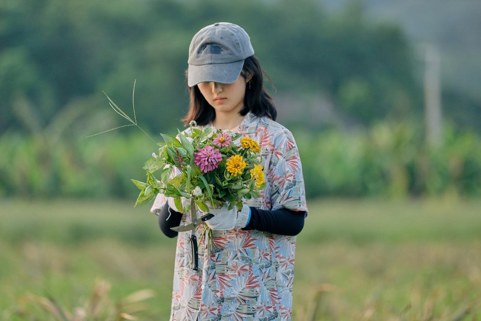 """张子枫《向往4》温情收官 收获满满感悟""""夏天的风"""""""