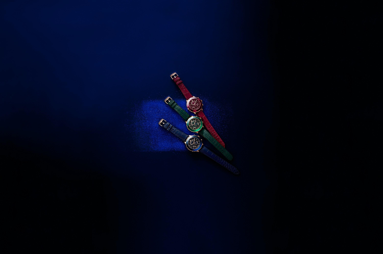 施华洛世奇时尚腕表精品闪耀亮相 彰显百年历史的光辉传承