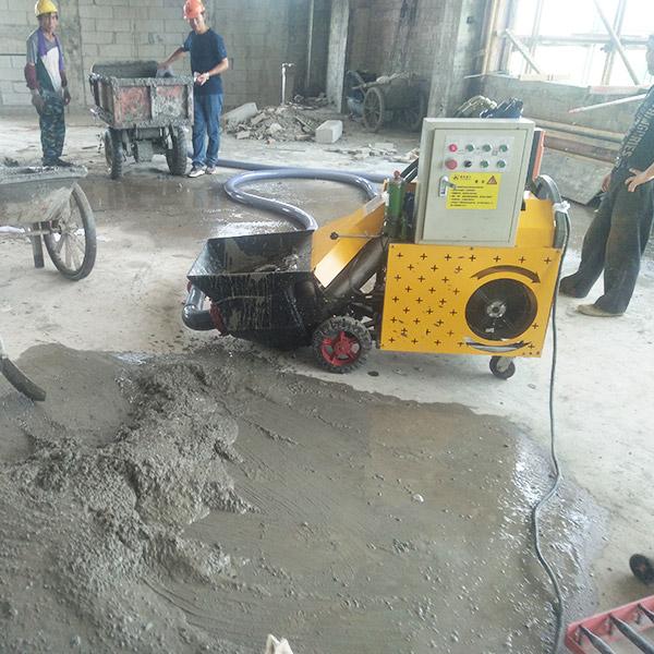 二次构造柱泵施工变慢的原因-要素有很多