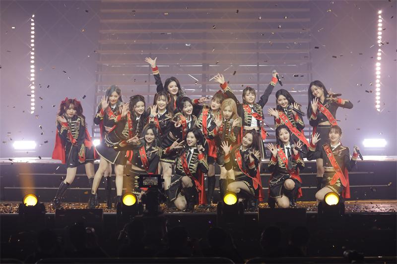 SNH48 GROUP第八届金曲大赏1月8日上海举行 回归舞台初心
