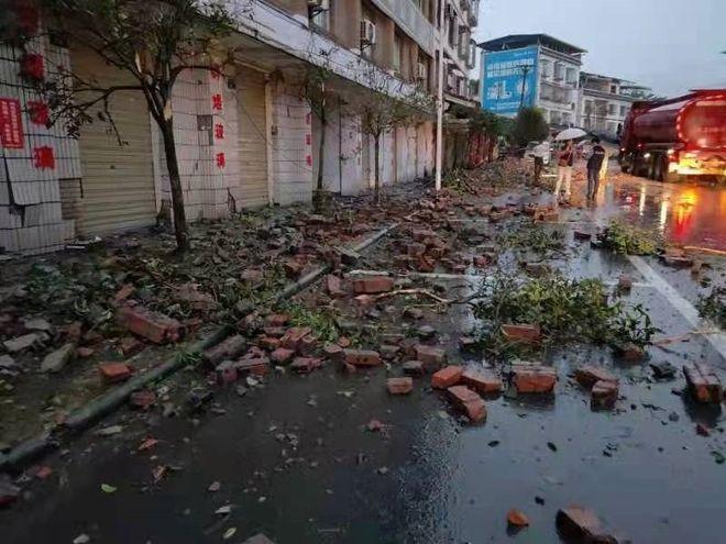 截至9月16日8时30分,四川泸县地震已致3死60伤