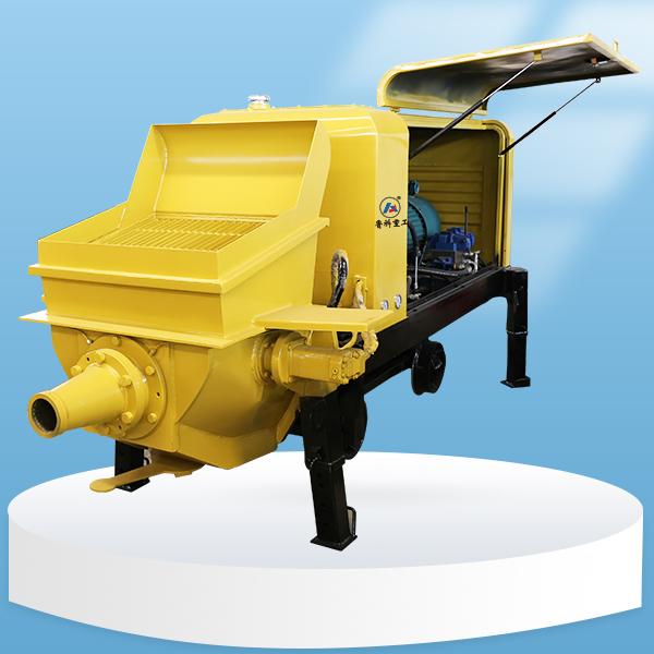 防爆输送泵与泵车有什么区别-一起来看看