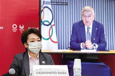 东京奥运开幕式2万赛场1万  五方会谈确定观众上限