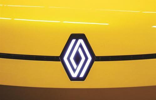 预示其新计划  雷诺汽车正式官宣最新设计徽标
