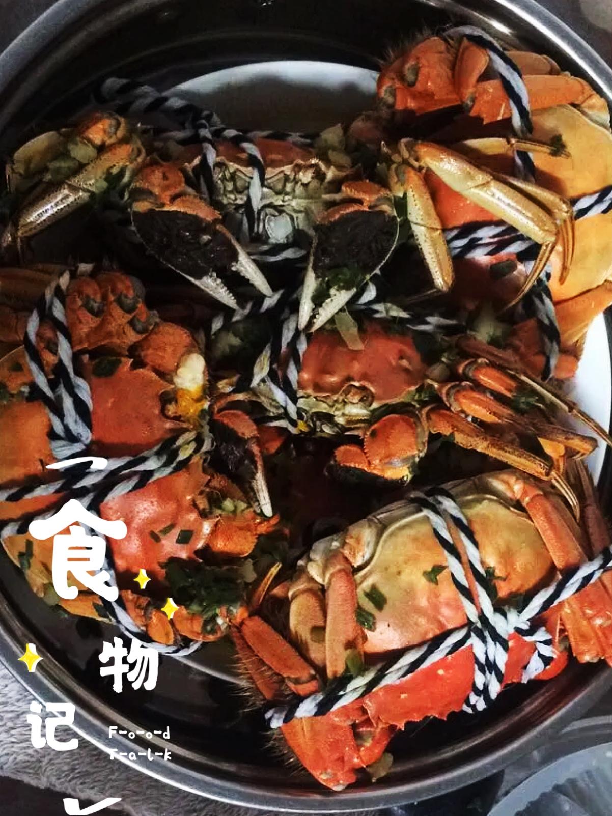 大闸蟹和哪些食物不适合一起吃