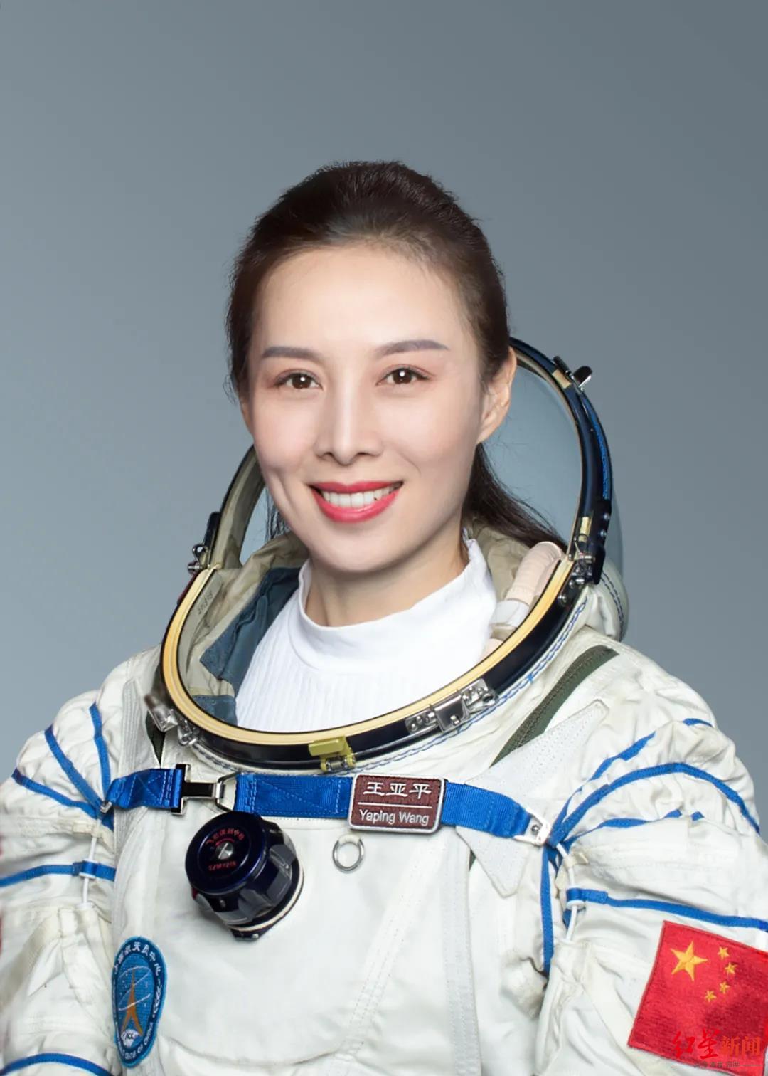 """为何未来必派女航天员""""飞天""""?王亚平将成为中国首位出舱女航天员"""