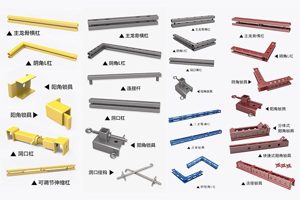 河北天建钢结构股份有限公司 新型建筑模具组合结构开创者