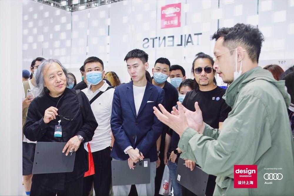 第八届「设计上海 TALENTS」于 2021 年 6 月 3 日至 6 日再度回归.JPG