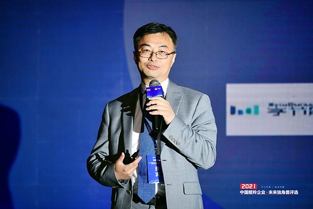 天九共享咨询集团董事长李胜峰发布《中美独角兽企业的生态环境研究报告》.jpg