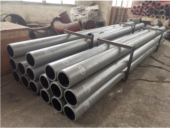 双金属耐磨管的材质有几种呢?
