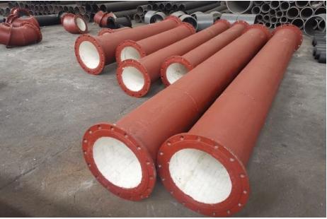 陶瓷复合钢管-全国统一出厂价[江河]