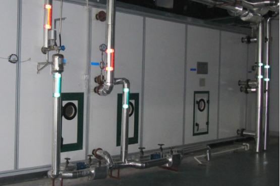制药厂组合式空调机组怎么选?洁净度达到99%【扬子江空调】