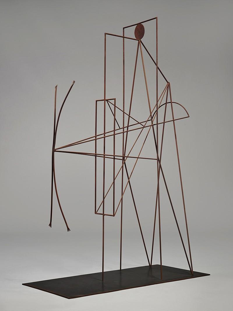 10788, Pablo Picasso, Figure (Projet pour un monument à Guillaume Apollinaire).jpg