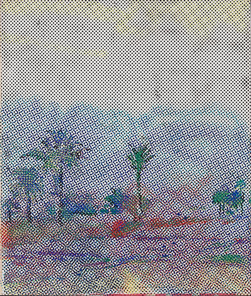 10788, Sigmar Polke, Rasterbild mit Palmern.jpg