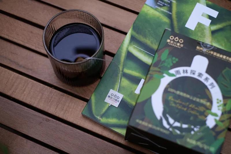 """首個使用""""青蛙豆""""的袋泡咖啡!這樣喝咖啡才是有效環保"""